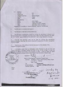 BPAzad Affidavit 2